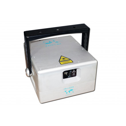 HB-Laser LightCube LC-850 RGB 5 IP68, Demo-Unit