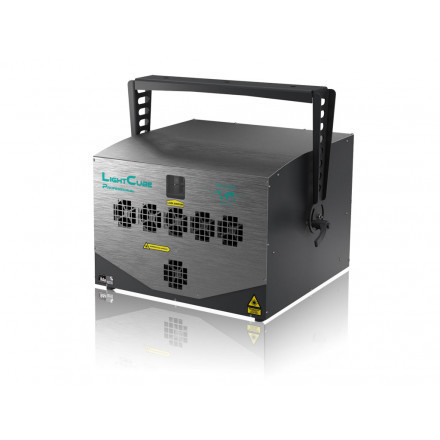 HB-Laser LightCube 863 PRO RGB 13.0 - JenLas - Demo unit
