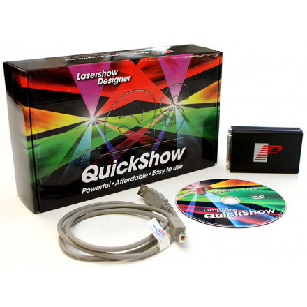 PANGOLIN FB-3 incl. Quickshow Software