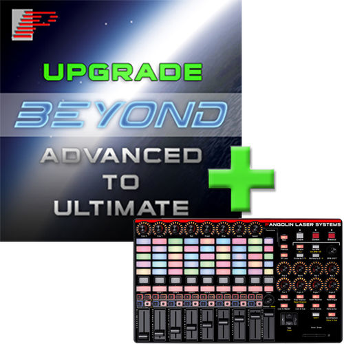 Pangolin Upgrade von BEYOND Advanced to Ultimate