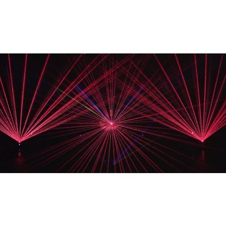"Lasershow Beamshow ""Evanescence - Lithium"""