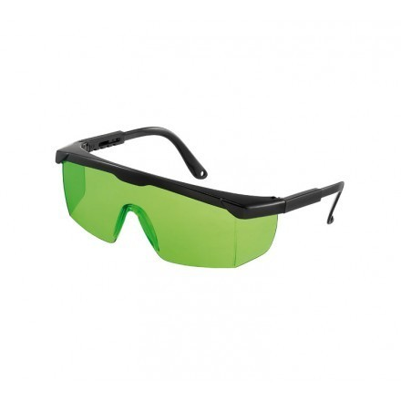 Vulcan Laser Intensive Glasses green