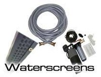 Water Screens, Hydro Shields