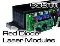 Rote Diodenmodule (658nm)