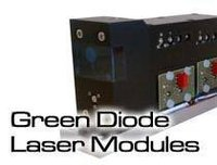 Green Diode modules (520nm)