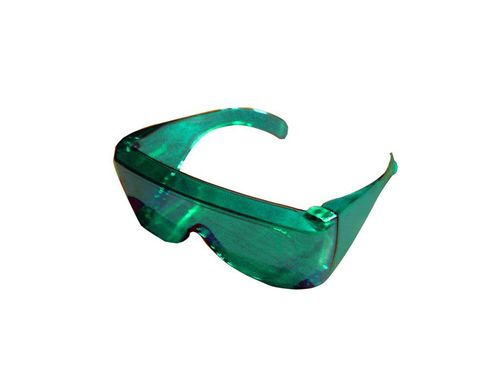 Lasersafety-goggle #900-RB2 690 - 700 nm, OD 7+