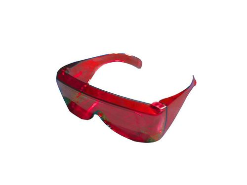 Lasersafety-goggle #900-ZS2 561nm, OD 6+