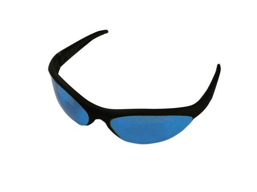 Lasersafety-goggle #34 with Rx insert-DI4 633 nm, OD 5+