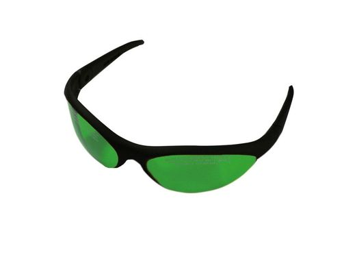 Lasersafety-goggle #34 with Rx insert0-DIW 626-710 nm, OD 5+